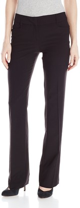 Amy Byer A. Byer Junior's Slight Bootcut Suiting Pant