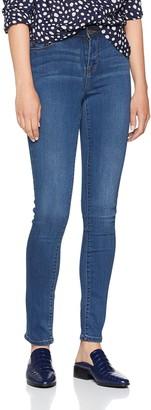 Morgan Women's 182-POLLY.W Skinny Blue W26 ('s T36)(French Size)