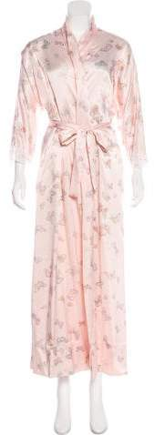 Christian Dior Butterfly Nightgown