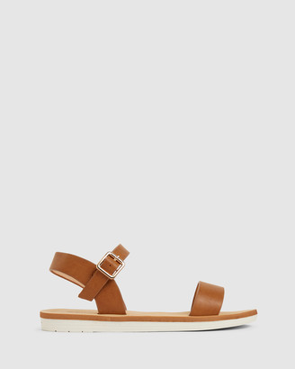 Ravella - Women's Brown Sandals - Salem - Size One Size, 41 at The Iconic