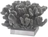 ELK Lighting 7 in. X 10 in. Silver Coral on Clear Acrylic Base Decorative Figurine