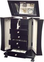 Asstd National Brand Java Upright Jewelry Box