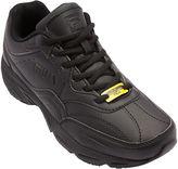 Fila On The Job Mens Slip-Resistant Work Shoes