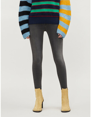 Frame Le High Skinny high-rise skinny jeans