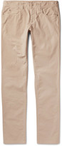 Loro Piana - Stretch-cotton Trousers