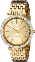 Johan Eric Women's JE-F1000-02-002B Fredericia Analog Display Quartz Watch