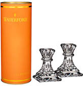 Waterford Wedgwood Giftology Lismore Candlestick Pair