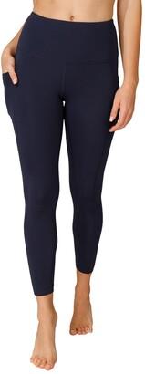 90 Degree By Reflex Interlink High Waist Pocket Ankle Leggings