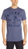 Disney Men's Mickey Athletic Club T-Shirt