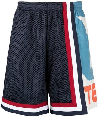 Telfar x Converse basketball shorts
