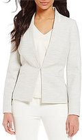 Antonio Melani Fanny Melange Suiting Jacket