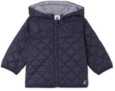 Petit Bateau Baby boys quilted jacket