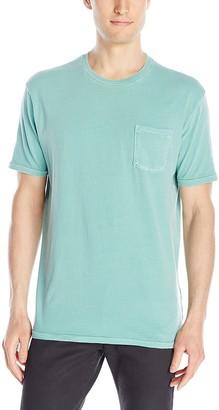 Lucky Brand Men's Pocket Crew-Neck Shirt