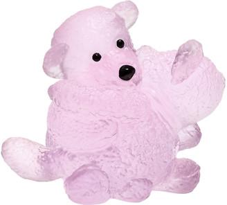Daum Twin Bears, Pink