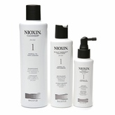 Nioxin Hair System Kit for Fine Hair, System 1: Normal to Thin Looking