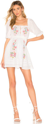 Lovers + Friends Thatcher Mini Dress
