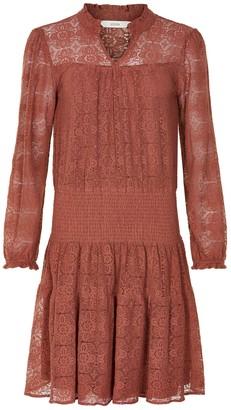 Nümph Mahogany Numeara Dress - 7519817 - 36