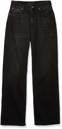 Nudie Jeans Women's Clean Eileen Shimmering Black 30/34
