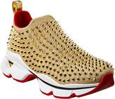 Christian Louboutin Spike Sock Neoprene Sneaker