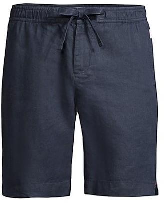 Orlebar Brown Harton Linen Shorts