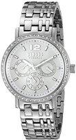 Versus By Versace Women's SOR110015 MANHASSET Analog Display Quartz Silver Watch
