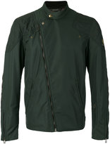 Belstaff quilted details jacket - men - Nylon/Polyester - 46