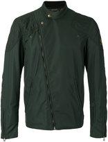 Belstaff quilted details jacket - men - Nylon/Polyester - 52