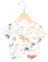 Stella McCartney Boys' Printed Pajama Set