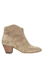 Isabel Marant - 50mm Dicker Suede Low Boots