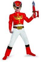 Disguise Ranger Megaforce Costume Toddler 2T