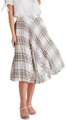 Stella Audrey Check Skirt