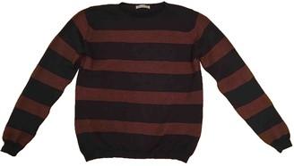 John Smedley Navy Wool Knitwear for Women
