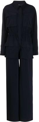 Norma Kamali Workwear Jumpsuit