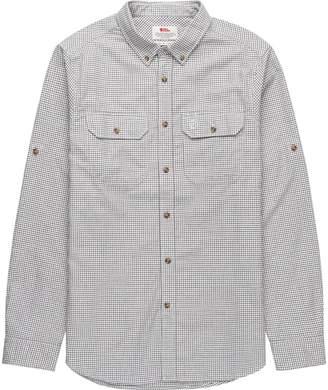 Fjallraven Forest Flannel Long-Sleeve Shirt - Men's