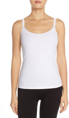 OnGossamer Reversible Stretch Cotton Camisole