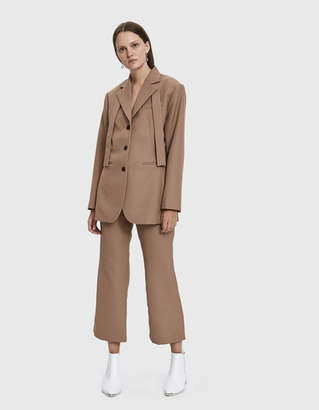 Aalto Cropped Suit Trouser