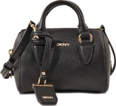 DKNY Chelsea City Zip Mini Round satchel bag
