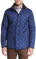 Peter Millar Norfolk Lightweight Quilted Jacket, Pacific