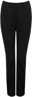 M&Co Slim leg twill jeans
