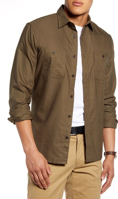 1901 Button-Up Workwear Shirt