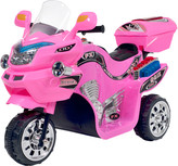 Trademark Lil' Rider 3 Wheel Battery Powered Fx Sport Bike
