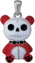 Summit Furry Bones Skull Red Panda Bear Pandie Pendant Jewelry Accessory