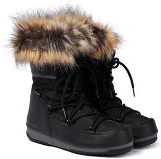 Moon Boot Monaco Low WP 2 snow boots