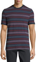 Original Penguin Striped Birdseye-Knit Short-Sleeve T-Shirt