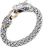 John Hardy Large Dragon Bracelet