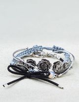 American Eagle Outfitters AE Rose Cuff & Bow Arm Party
