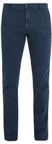 J.w.brine J.W. BRINE Owen jersey chino trousers