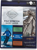 ST. JOHN'S BAY St. John's Bay Poly Stretch Camo Thermal Shirt