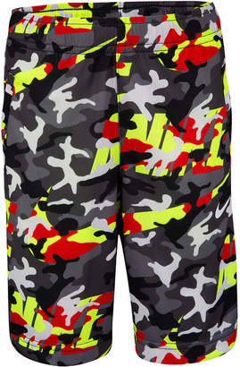 Nike Toddler Boys Camo-Print Dri-fit Shorts