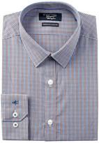 Original Penguin Twill Trim Fit Dress Shirt